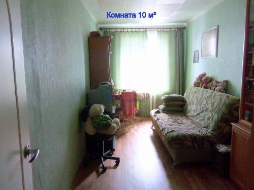 3-комнатная квартира (56м2) на продажу по адресу Выборг г., Кривоносова ул., 15— фото 9 из 13