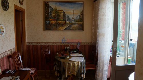 2-комнатная квартира (61м2) на продажу по адресу Мурино пос., Оборонная ул., 2— фото 1 из 7