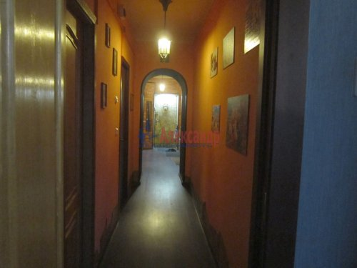 3-комнатная квартира (96м2) на продажу по адресу Петергоф г., Собственный пр., 18— фото 10 из 12