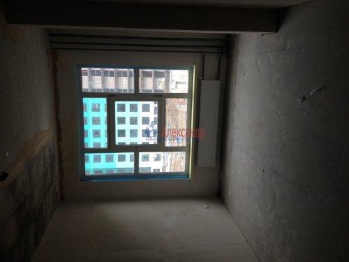1-комнатная квартира (42м2) на продажу по адресу Мурино пос., 3— фото 3 из 3