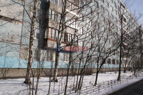 2-комнатная квартира (50м2) на продажу по адресу Искровский пр., 30— фото 2 из 10
