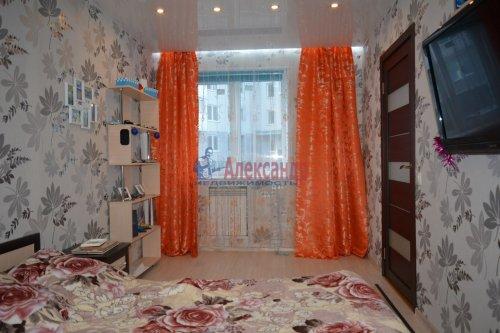2-комнатная квартира (44м2) на продажу по адресу Колпино г., Лагерное шос., 55— фото 11 из 24
