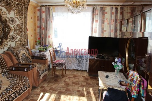 3-комнатная квартира (71м2) на продажу по адресу Токсово пгт., Привокзальная ул., 20— фото 1 из 16