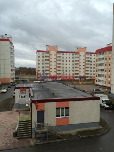 2-комнатная квартира (56м2) на продажу по адресу Красное Село г., Спирина ул., 7— фото 19 из 21
