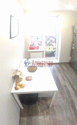 1-комнатная квартира (36м2) на продажу по адресу Мурино пос., Новая ул., 7— фото 16 из 18