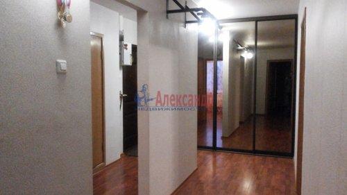 3-комнатная квартира (71м2) на продажу по адресу Всеволожск г., Знаменская ул., 12— фото 7 из 9
