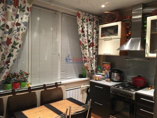 1-комнатная квартира (36м2) на продажу по адресу Романовка пос., Дорога жизни ш.— фото 4 из 6