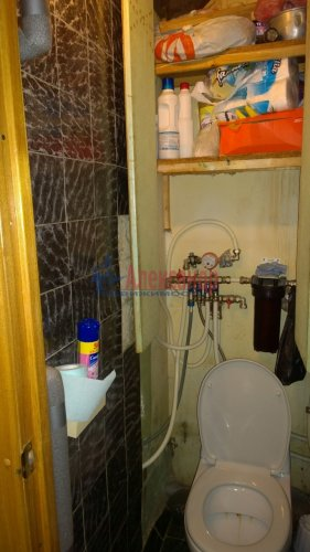3-комнатная квартира (63м2) на продажу по адресу Пушкин г., Петербургское шос., 13— фото 10 из 23