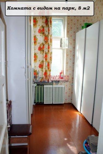 3-комнатная квартира (68м2) на продажу по адресу Выборг г., Прогонная ул., 14— фото 18 из 21