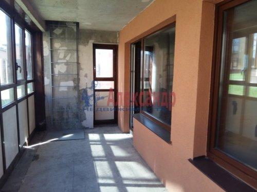 2-комнатная квартира (47м2) на продажу по адресу Мистолово дер., Горная ул., 13— фото 5 из 9