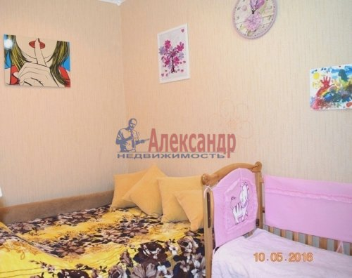 2 комнаты в 6-комнатной квартире (190м2) на продажу по адресу Английский пр., 26— фото 6 из 15