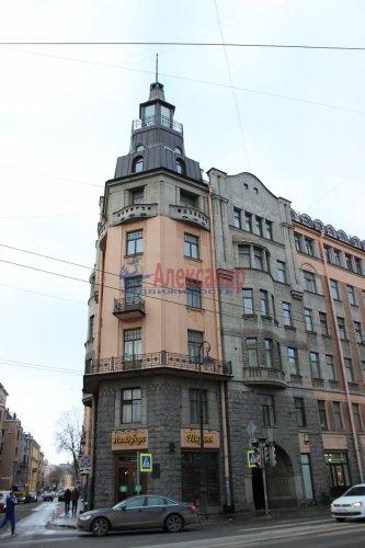 6-комнатная квартира (224м2) на продажу по адресу Каменноостровский пр., 54/31— фото 2 из 12