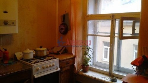 3-комнатная квартира (72м2) на продажу по адресу Лиговский пр., 83— фото 3 из 8