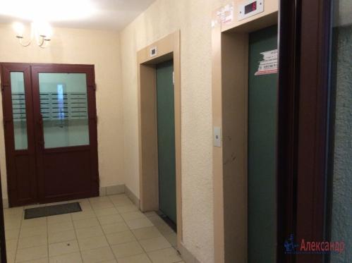 1-комнатная квартира (41м2) на продажу по адресу Шуваловский пр., 74— фото 15 из 16