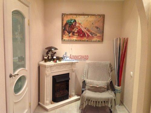 1-комнатная квартира (43м2) на продажу по адресу Чкаловский пр., 36— фото 9 из 9
