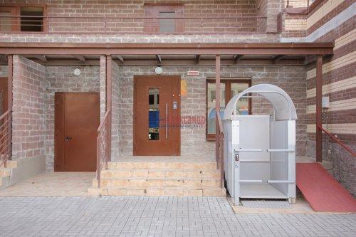 2-комнатная квартира (61м2) на продажу по адресу Мурино пос., Новая ул., 7— фото 15 из 15