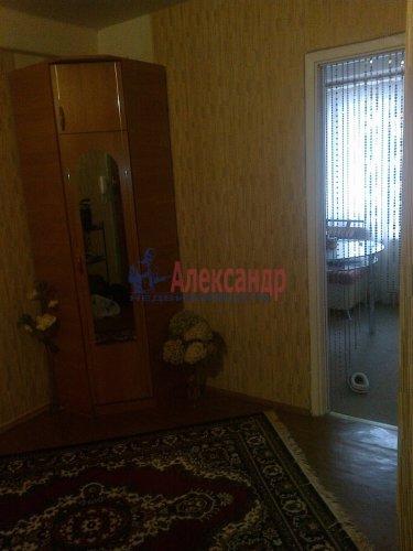 1-комнатная квартира (46м2) на продажу по адресу Новое Девяткино дер., Флотская ул., 8— фото 3 из 8