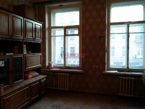 2 комнаты в 4-комнатной квартире (109м2) на продажу по адресу 4 Советская ул., 4— фото 7 из 11