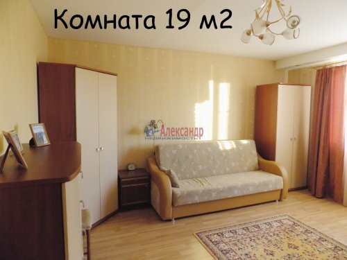 1-комнатная квартира (34м2) на продажу по адресу Выборг г., Приморское шос., 2б— фото 7 из 23