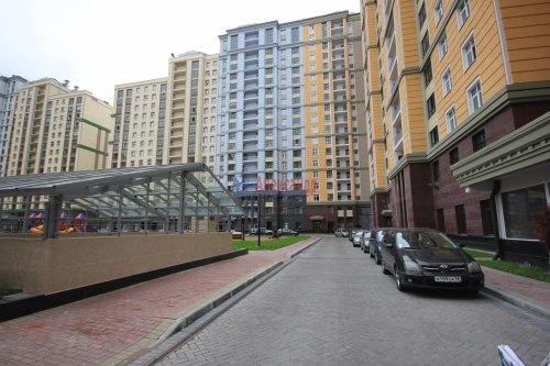1-комнатная квартира (41м2) на продажу по адресу Московский просп., 73— фото 6 из 10