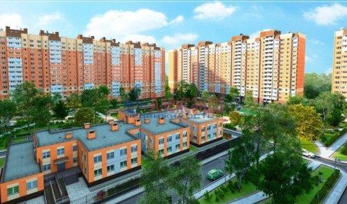 1-комнатная квартира (38м2) на продажу по адресу Всеволожск г.— фото 2 из 2