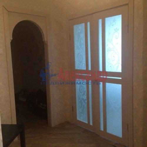 1-комнатная квартира (51м2) на продажу по адресу Бугры пос., Полевая ул., 16— фото 13 из 14