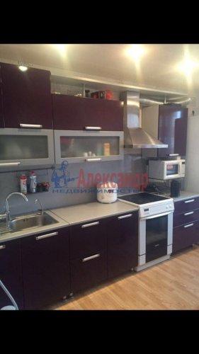1-комнатная квартира (43м2) на продажу по адресу Коммунар г., Ижорская ул., 12— фото 4 из 5