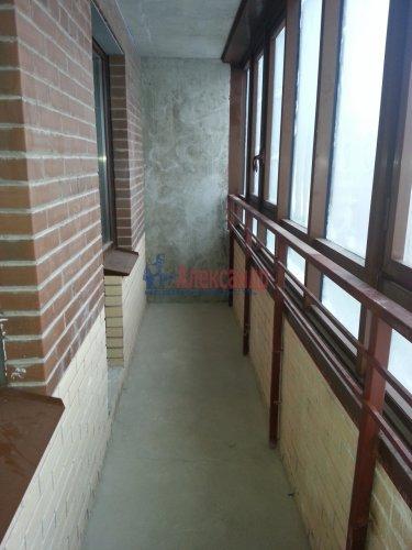 2-комнатная квартира (61м2) на продажу по адресу Мурино пос., Новая ул., 7— фото 10 из 15