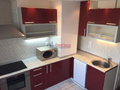 1-комнатная квартира (35м2) на продажу по адресу Шлиссельбургский пр., 45— фото 1 из 16