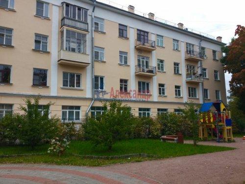3-комнатная квартира (63м2) на продажу по адресу Колпино г., Карла Маркса ул., 10— фото 4 из 24