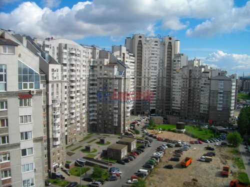 1-комнатная квартира (47м2) на продажу по адресу Поликарпова аллея, 2— фото 10 из 12