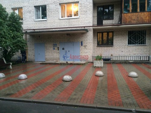 2-комнатная квартира (58м2) на продажу по адресу Вяземский пер., 6— фото 2 из 15