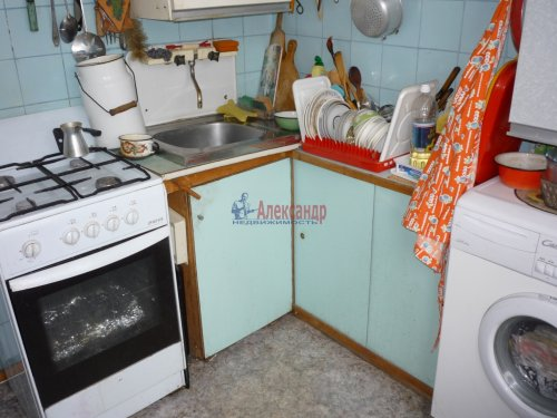1-комнатная квартира (31м2) на продажу по адресу Маршала Жукова пр., 72— фото 2 из 10
