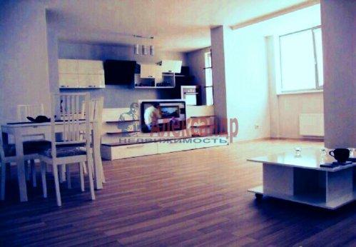 3-комнатная квартира (100м2) на продажу по адресу Гжатская ул., 22— фото 3 из 3