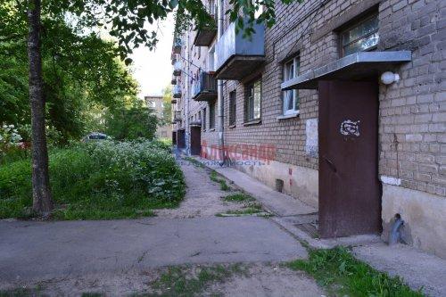 2-комнатная квартира (44м2) на продажу по адресу Колпино г., Лагерное шос., 55— фото 21 из 24