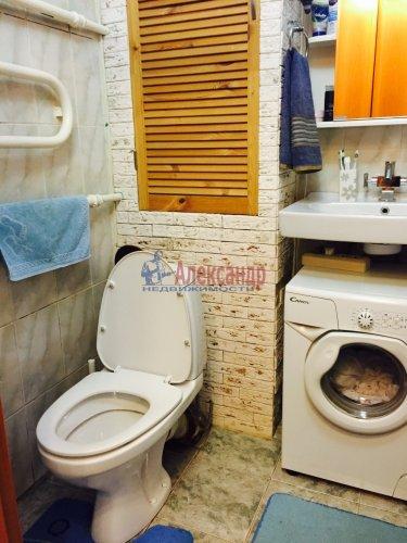 1-комнатная квартира (30м2) на продажу по адресу Народного Ополчения пр., 141— фото 7 из 13
