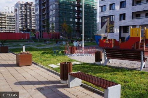 3-комнатная квартира (86м2) на продажу по адресу Медиков пр., 10— фото 1 из 3