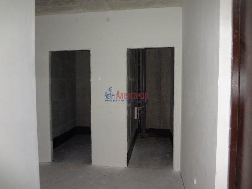 2-комнатная квартира (60м2) на продажу по адресу Мурино пос., Охтинская аллея, 14— фото 7 из 17