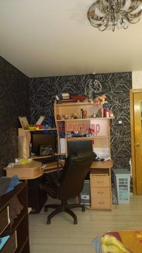 3-комнатная квартира (63м2) на продажу по адресу Пушкин г., Петербургское шос., 13— фото 16 из 23