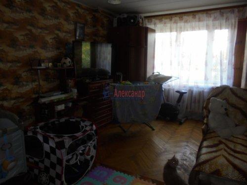 2-комнатная квартира (56м2) на продажу по адресу Пушкин г., Генерала Хазова ул., 14— фото 3 из 9