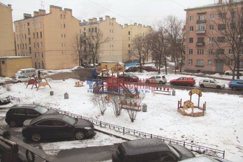 1-комнатная квартира (50м2) на продажу по адресу Лиговский пр., 175— фото 2 из 12