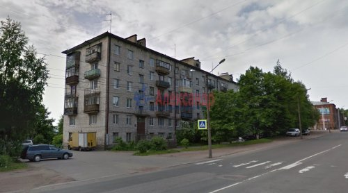 3-комнатная квартира (56м2) на продажу по адресу Выборг г., Кривоносова ул., 15— фото 1 из 13