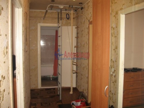 2-комнатная квартира (53м2) на продажу по адресу Волхов г., Авиационная ул., 9— фото 4 из 6