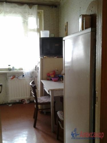 1-комнатная квартира (33м2) на продажу по адресу Октябрьская наб., 124— фото 3 из 5