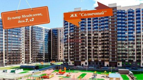 3-комнатная квартира (81м2) на продажу по адресу Мурино пос., Менделеева бул., 7— фото 27 из 28