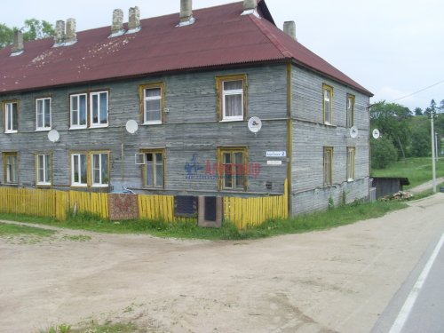 2-комнатная квартира (49м2) на продажу по адресу Куркиеки пос., Заречная ул., 2— фото 1 из 4