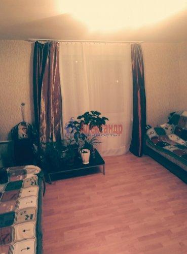 1-комнатная квартира (32м2) на продажу по адресу Мурино пос., Боровая ул., 16— фото 8 из 16