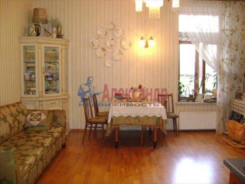 7-комнатная квартира (231м2) на продажу по адресу Звенигородская ул., 2/44— фото 7 из 12