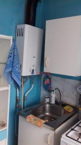 2-комнатная квартира (45м2) на продажу по адресу Петергоф г., Братьев Горкушенко ул., 9— фото 10 из 12