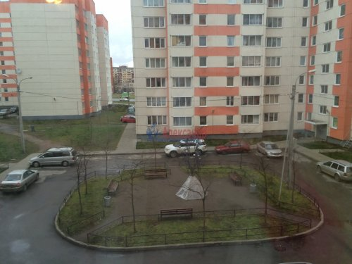 2-комнатная квартира (56м2) на продажу по адресу Красное Село г., Спирина ул., 7— фото 20 из 21